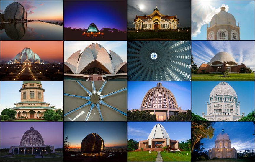 Image result for the bahai house of worship